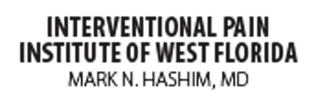 Interventional Pain Institute of West Florida - Mark Hashim, MD appearing in our West Pasco and Hernando County papers - Specializing in Interventional Pain Management