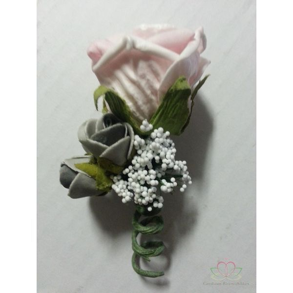 Corsage Roos MANDY