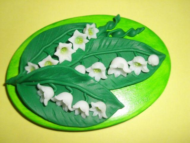 Tuto : Comment faire un bouquet de muguet en Fimo - Le blog de Miss Kawaii