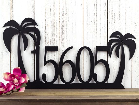 44 best house numbers images on pinterest | house numbers, address
