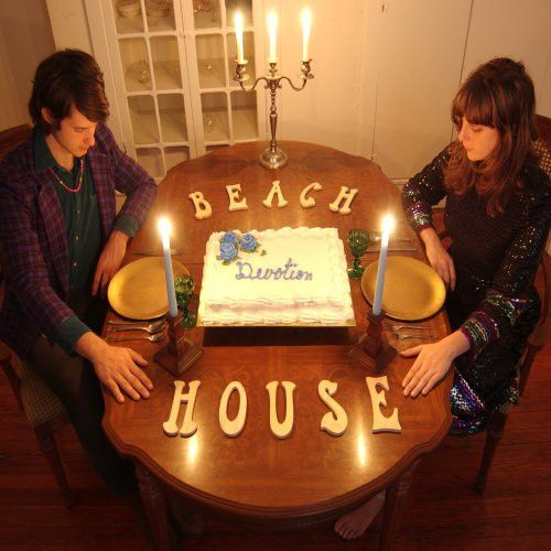 Beach House- Devotion Vinyl Record