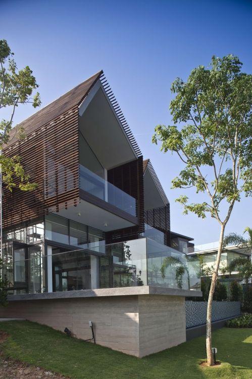 Sentosa Coveway residence, Singapore   MKPL Architect