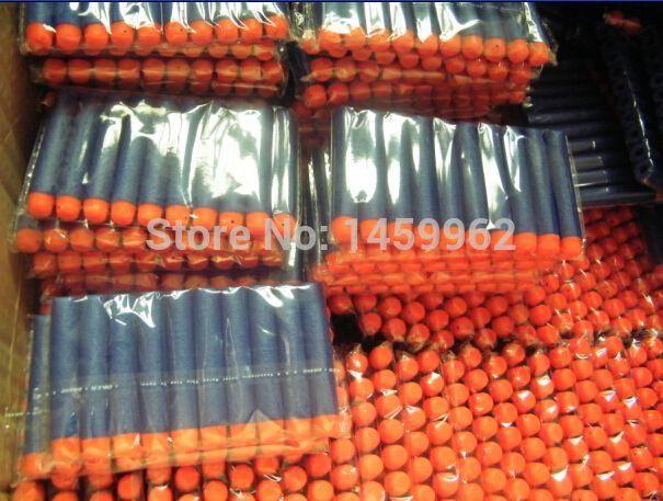 Wholesale Nerf N Strike Elite Rampage Retaliator Series Blasters Refill Clip Darts Electric Toy Gun Soft Nerf Bullet By Abc6666 Under $0.06 | Dhgate.Com