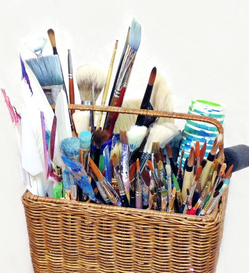 How To Store and Organize Art Supplies: Quick