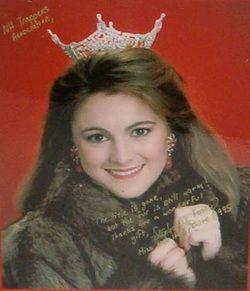 Stephanie Ann Foisy ~ Miss New Hampshire 1995