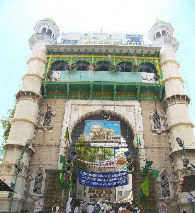 Dargah Sharif in Ajmer, Rajasthan