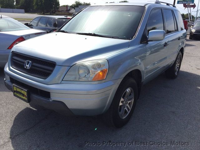 2003 Used Honda Pilot 4WD EX Automatic at Best Choice Motors Serving Tulsa, OK, IID 14232617
