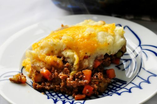 The best Shepard's Pie recipe that I've found on Pinterest ...