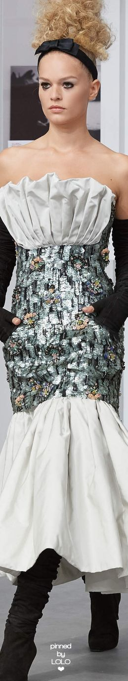 Chanel Fall 2016 Couture | LOLO❤︎