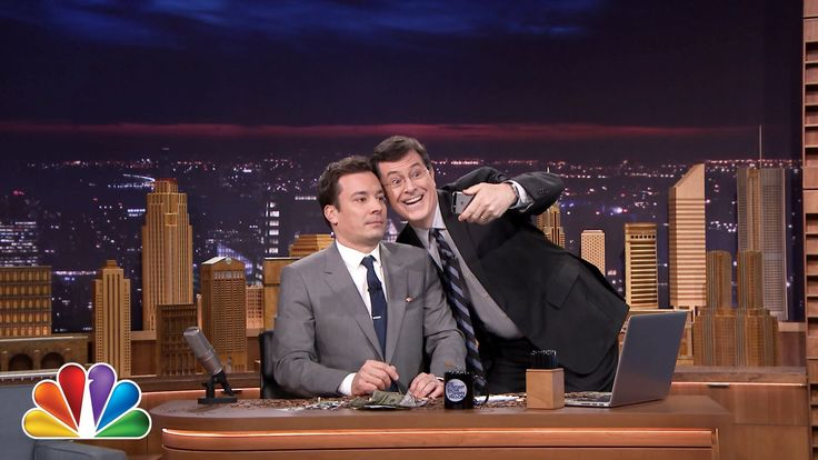 Jimmy Fallon Collects on a Number of $100 Bets in Debut Episode of 'The Tonight Show Starring Jimmy Fallon'