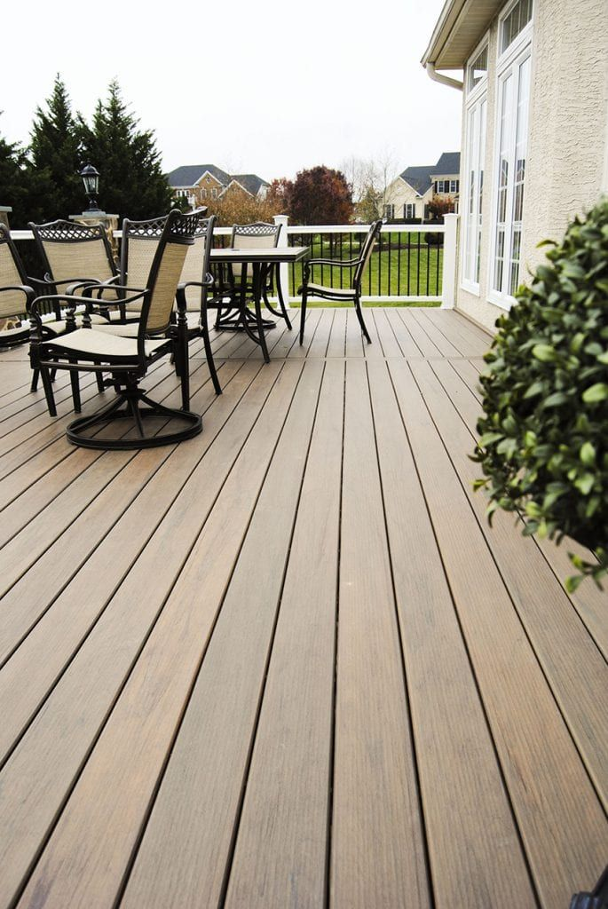 Deck Color With Taupe Houses Deck Colors Deck Paint Deck Paint Colors