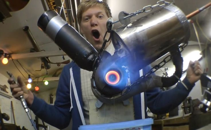 (Please Don't) Build a Jet Engine from a Toilet Paper Holder