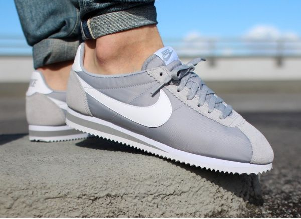 Nike Cortez Nylon Wolf Grey post image