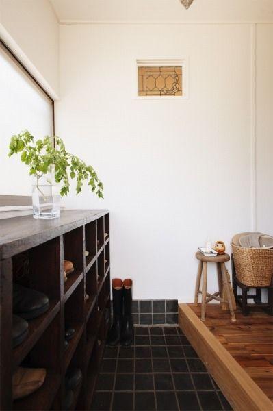 stylekoubou(スタイル工房) アンティークの家具に馴染む自然素材が心地よい、明るく広々とした2階リビング(東京都 Kさん/一戸建て) Goodリフォーム.jpの住宅リフォーム情報