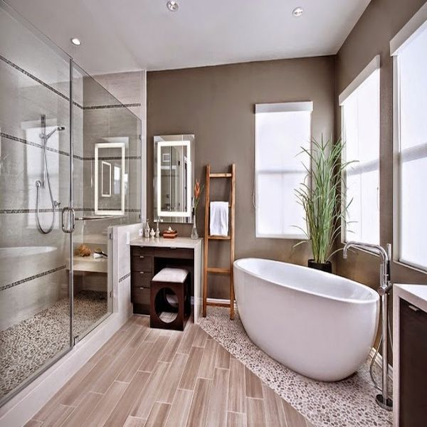 Amazing Bathroom Interior Design 2015