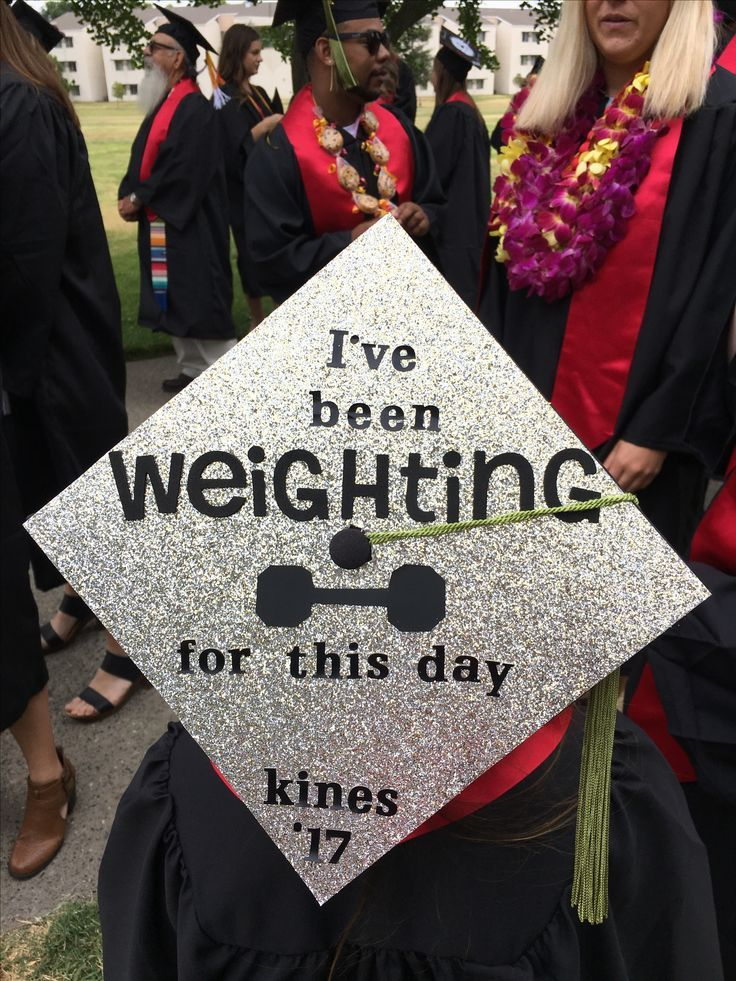 Kinesiology exercise science graduation cap! #kinesiology #graduationcap #exerci... - #cap #exerci