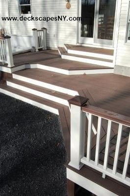 59 Best Images About Entrance Deck On Pinterest 2 Step