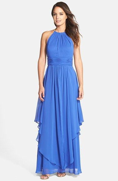 Mother of the bride dresses for a beach wedding cobalt for Mother dresses for beach wedding