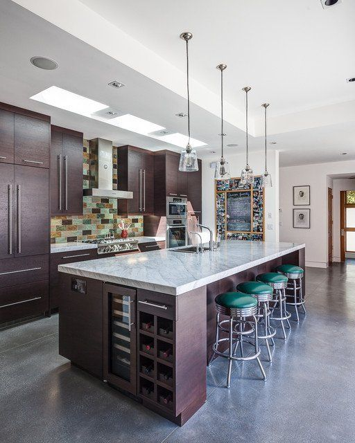 16 Perfect Kitchen Designs For Classy Homes: 1000+ Ideas About Dark Wood Kitchens On Pinterest