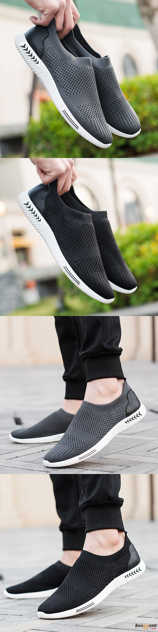 US$24.88 + Free shipping. Sneaker, Reasonable Shoes, Men Shoes, Mesh Shoes, Breathable Shoes, Sport Shoes, Casual Flats, Sport Shoes, Slip on Shoes. Color: Black, Gray. Perfect Sport Shoes.