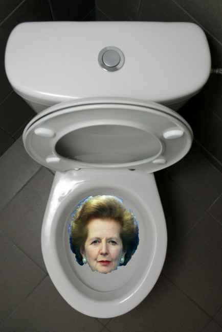 Thatcher loo