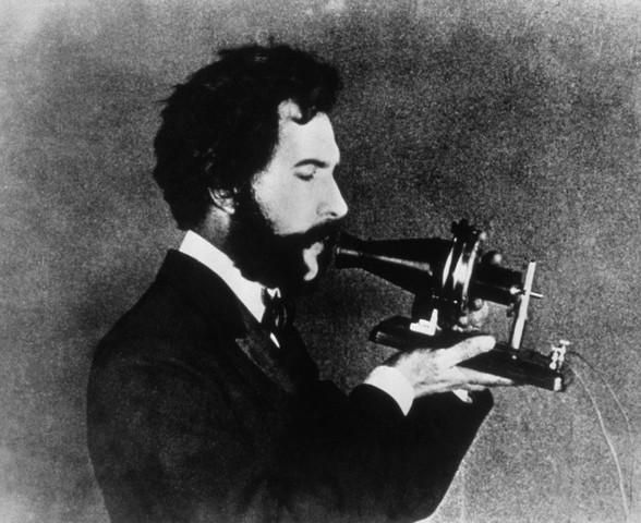 My secret obsession... Alexander Graham Bell