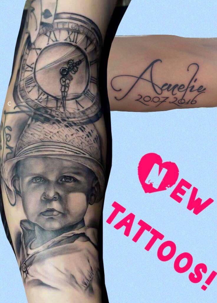 Tattoo Kroos