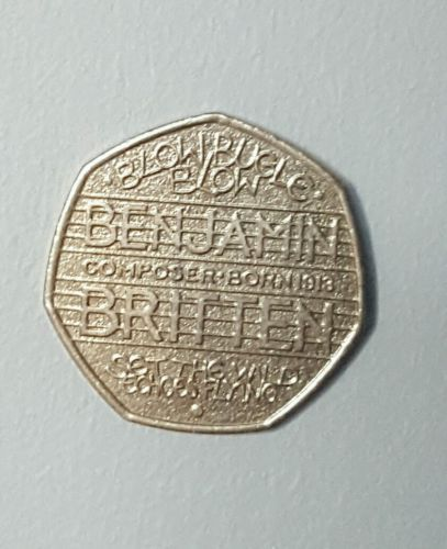 #London olympics 2012 #swimming #original rare 50p,  View more on the LINK: 	http://www.zeppy.io/product/gb/2/182359330495/