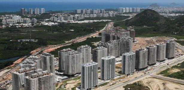 Obras na Vila Olímpica são embargadas e interditadas por falta de segurança - 09/05/2016 - UOL Olimpíadas