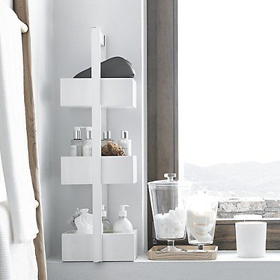 Bathroom Caddy | The White Company