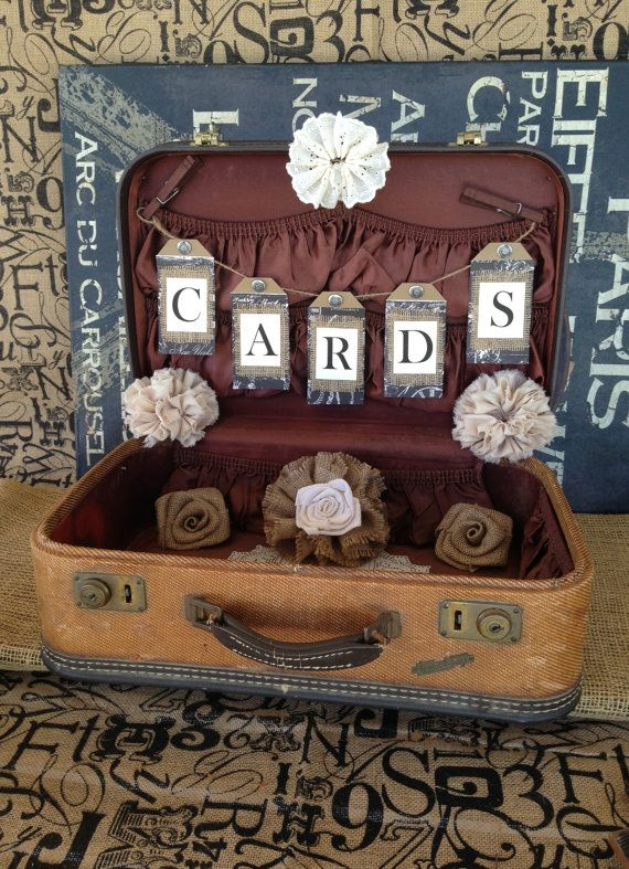 Wedding Gift Table Card Holder Sign for by AnnVanity on Etsy