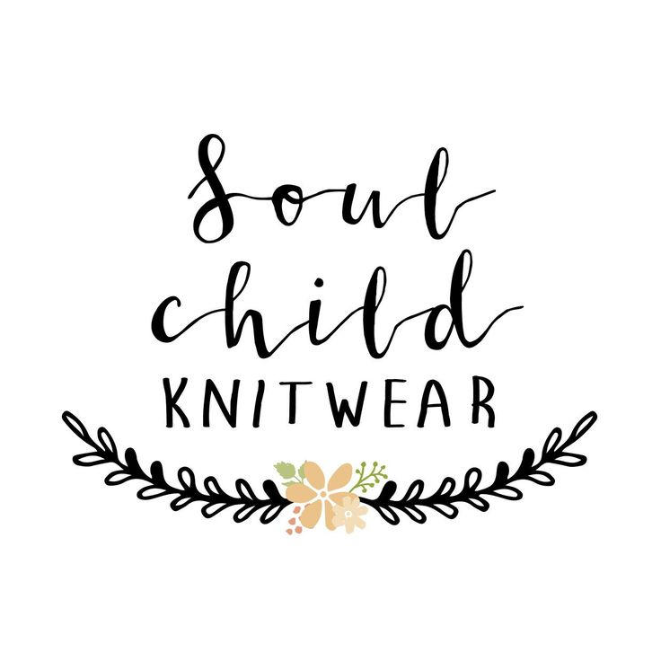 Really love what soulchildknitwear is doing on Etsy.