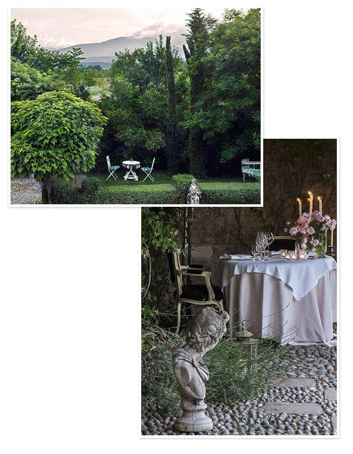 10 hotels pour une lune de miel en Italie Il Borgo Santo Pietro, en Toscane