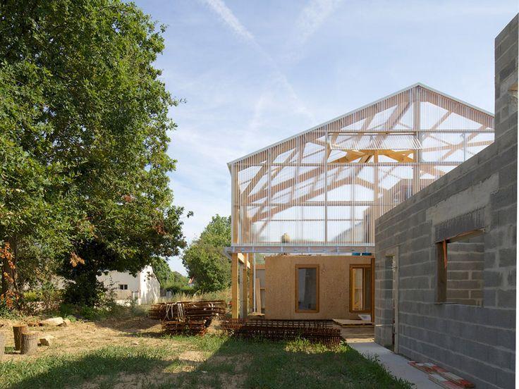 La Demande Est De Construire Une Grande Maison Bbc Dans