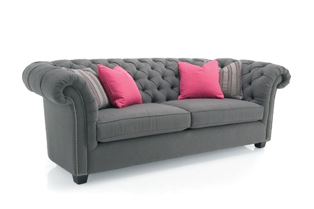 'Tuf' luck for those who don't like this style because tufted furniture lives on.