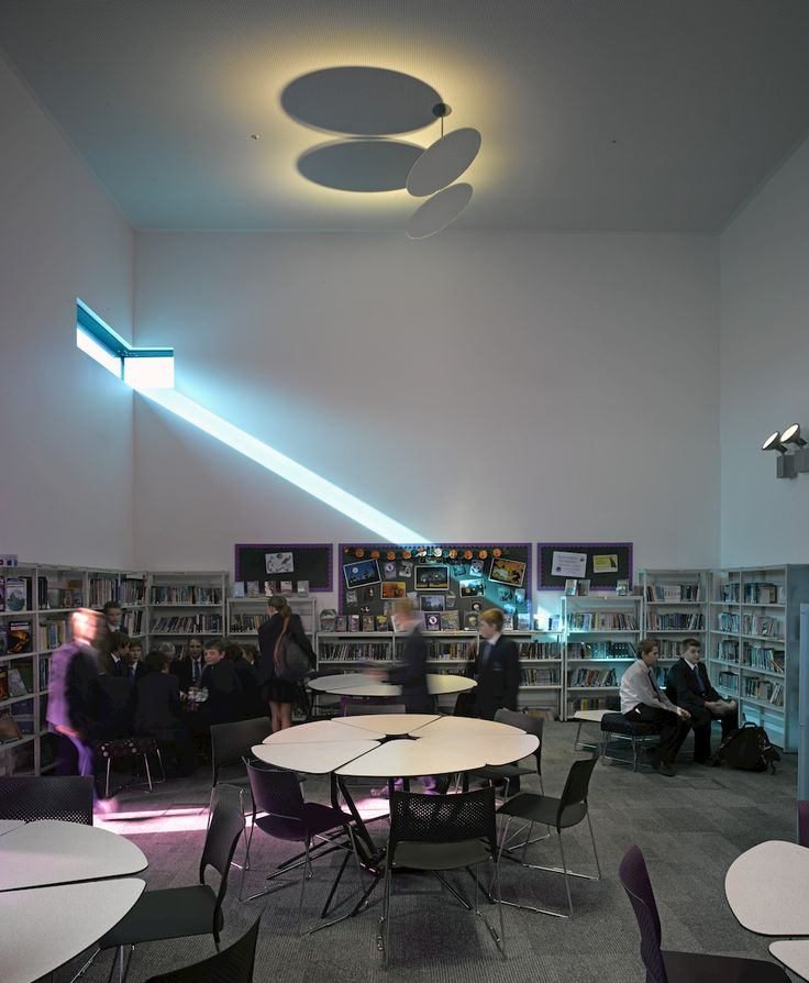 Les Beaucamps High School Guernsey Classroom