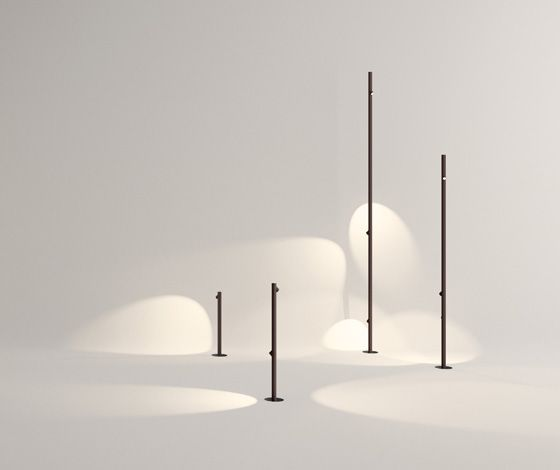 'Bamboo' lighting :: Estudi Arola for Vibia