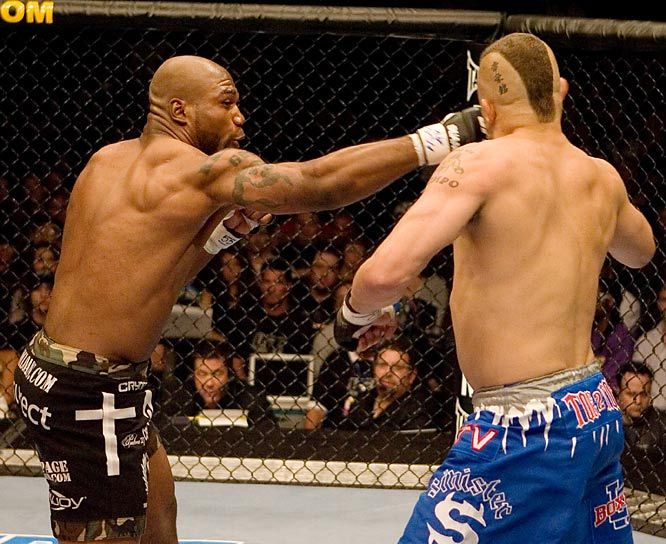 Quinton Quot Rampage Quot Jackson Slamming Yet Another Opponent On