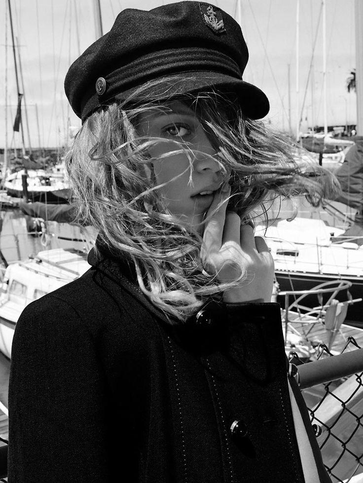 Tess, Hellfeuer, Nagi, Sakai, marie, Claire, italia, boat, racing, yacht, fashion, editorial,