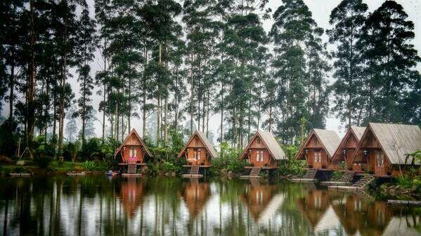Dusun Bambu Bandung - When Bamboo Met Sophisticated Design | SPUTNIK SWEETHEART