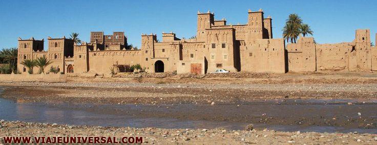 Kasbah Amerhidl- Skoura-Marruecos
