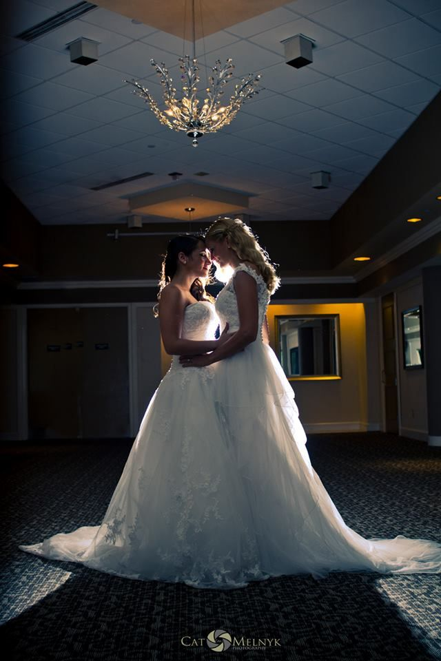 Cat Lemus Photography. Same sex wedding. LGBT wedding