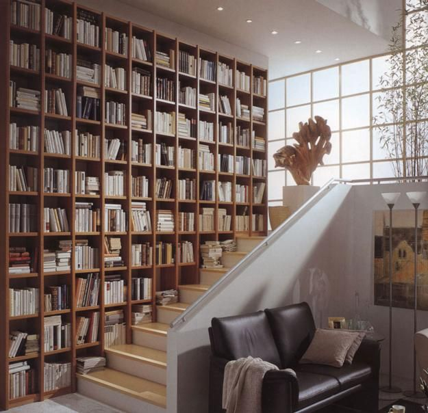 Modern Home Library Design Ideas: Best 25+ Home Library Design Ideas On Pinterest