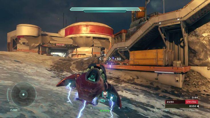 [WZFF-62] XboxOne Halo5 WARZONE FIREFIGHT  野良協力 ウォーゾーンファイアファイト  SKIRMISH...