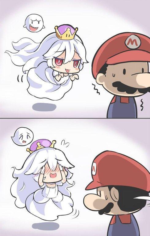 Princess Boo Booette Nintendo Super Mario Memes Super Mario