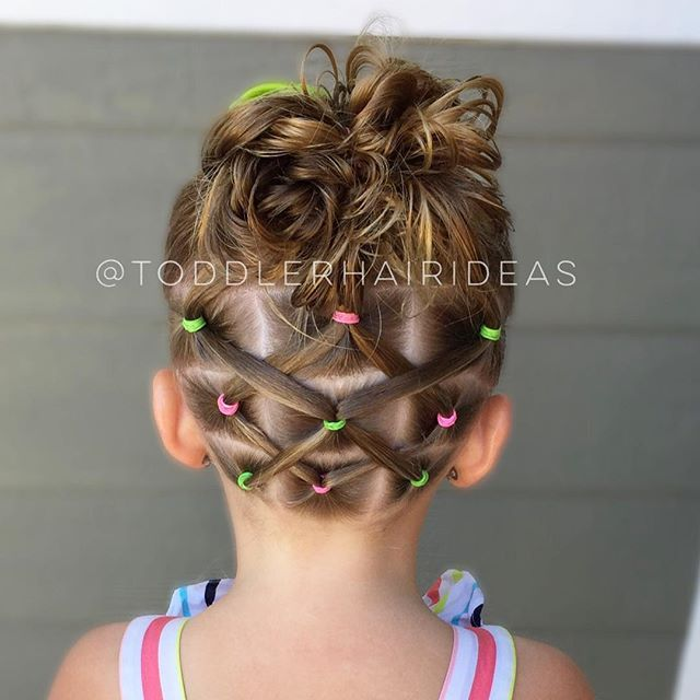 131 Best Hairstyles Using Rubber Band S Images On