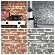 Oltre 25 fantastiche idee su rivestimento della parete su for Carta da parati effetto muro mattoni