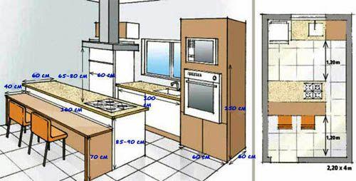 Барная стойка на кухне. Bar counter kitchen.