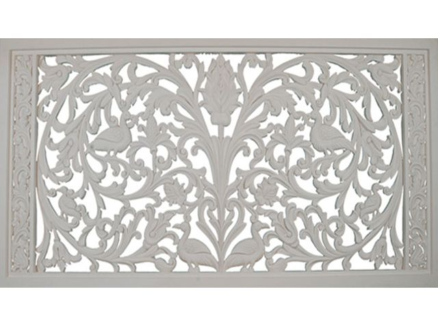We have created this #jali design from #Sandstone material