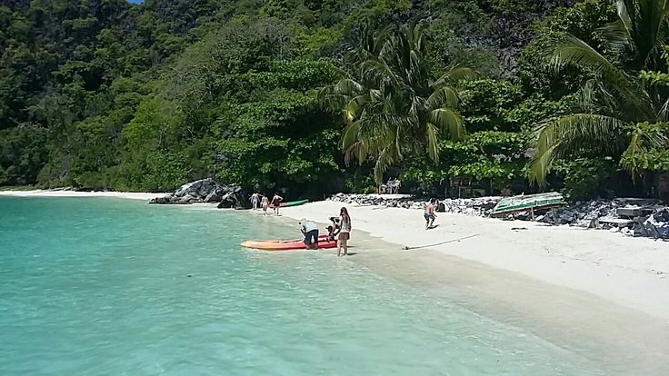 Beauty of Pan Kyun, one of the islands in Mergui Archipelago #sea #beach #vacations #summer